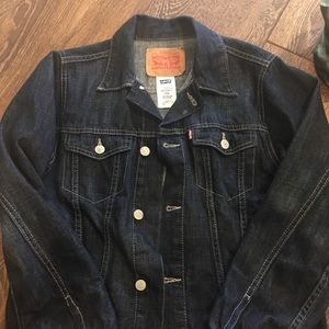 Boys denim jacket by Levi's